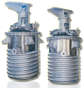 Types of Blade & Agitator can be used in Reaction Vessels